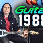 New Instructional Video, GUITAR 1988, Released!
