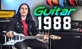 GUITAR 1988 – Learn 80s Guitar!