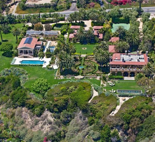 La Villa Contenta Malibu  | $54.5M