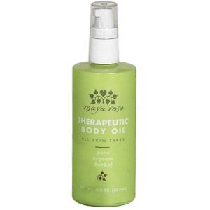 Therapeutic Body Oil