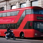 Mr Johnson says he will deploy 600 new buses by 2016. Photo: Transport for London