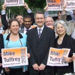'Ambitious' housing promise as Tuffrey launches Mayoral bid