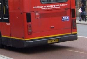London bus drivers accept Olympic bonus