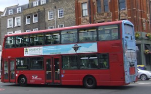 TfL figures suggest rise in bus ridership is slowing