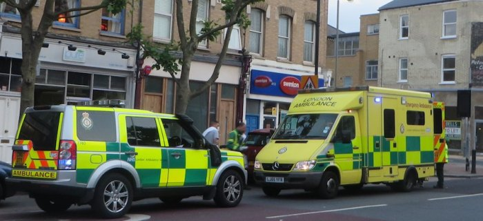 """London's ambulance service branded """"inadequate"""" by watchdog and put in special measures"""