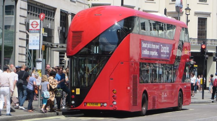 Existing New Routemasters will be allowed to enter the ULEZ despite not meeting new emissions standards.