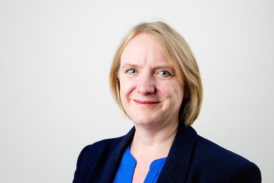 London Assembly member; Joanne McCartney