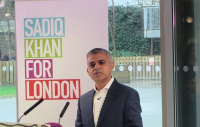 "Has Sadiq Khan watered down his pledge to ""ban"" poor doors?"