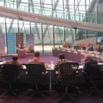 Mayor Sadiq Khan faced the London Assembly for the first time on Wednesday.