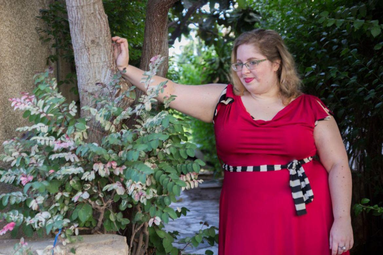 נועה רובין: רומנטיקה ושמלות
