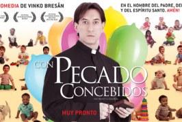 """""""Con pecado concebidos""""  en el Cinematógfrafo"""