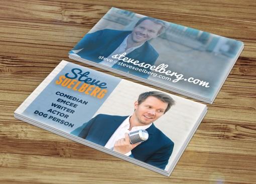 Steve Soelberg Business Cards