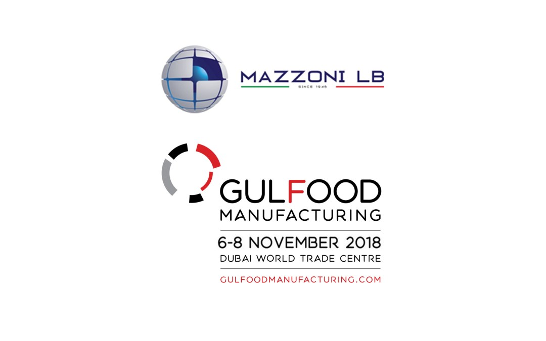 MAZZONI LB IN GULFOOD MANUFACTURIN 2018 DUBAI