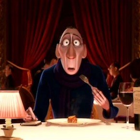 The Gospel According To Pixar: Anton Ego's Conversion in Ratatouille