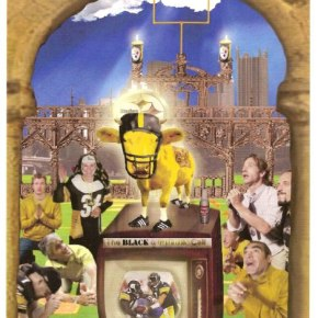 The Black and Golden Calf