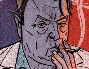 Christopher Hitchens and his Carcinoma