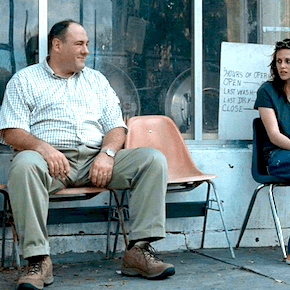 Mockingbird at the Movies: Welcome to the Rileys (RIP James Gandolfini)