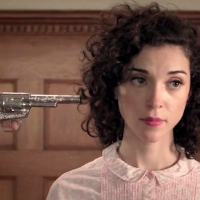 Album of the Year (of the Tiger): St. Vincent's Strange Mercy