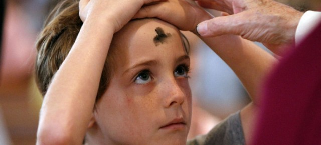 A Sermon for Ash Wednesday