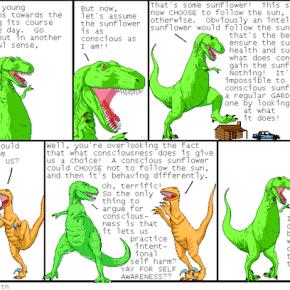 A Quick Dinosaur Comics