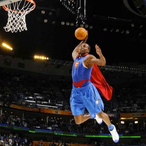 The (new) Superman and the Bearded One: High Hopes for Dwight Howard and James Harden