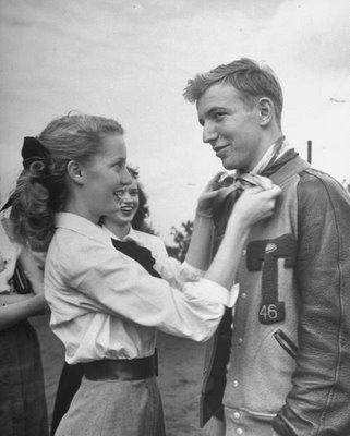 varsity jacket 1946