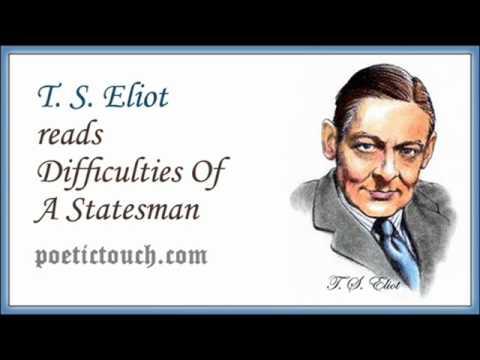 eliot statesman