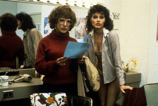 Tootsie movie image Dustin Hoffman