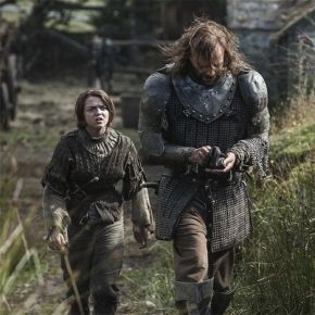 "On TV: ""Two Swords"", Game of Thrones (4.1)"
