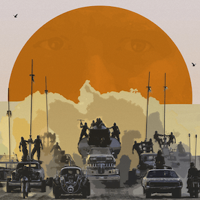 Water, Blood and Gasoline: The Full-Throttle Gospel of Mad Max: Fury Road