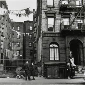 New York Tenements and the Green, Green Grass of Home