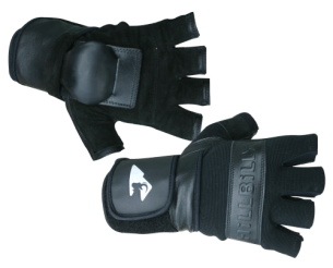 HillBilly Protection Wirstguard gloves - Half finger