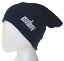 MBS Slouch Beanie - Navy