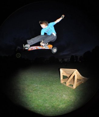 Ben Searle night session