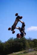 Mark Adams backflip