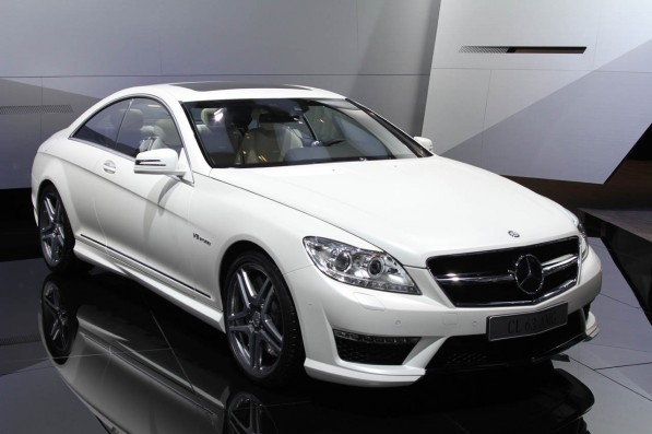 01 mercedes benz cl63 live paris 597x397 2011 Mercedes Benz CL63 AMG: A Fusion of Elegance and Brawn