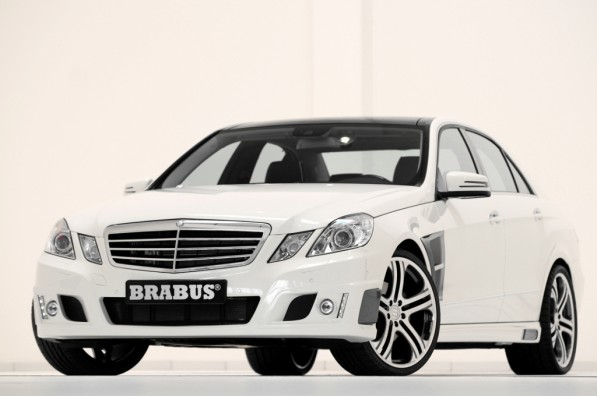 BRABUS s350BlueTEC 597x396 BRABUS Releases First Tuned Car that Complies with Euro 6 Emissions Standard