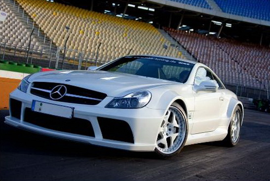 MKBP1000 MKB Upgrades The SL To Supercar Levels
