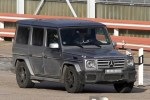 spyshots mercedes benz g65 amg 2 60x60 Mighty V12 G Class Closer To Showrooms