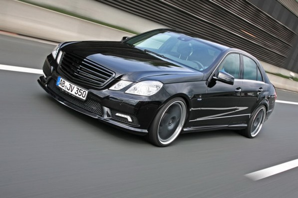 vath mercedes e 350 cdi unveiled 25011 1 597x397 The VATH Mercedes E 350 CDI