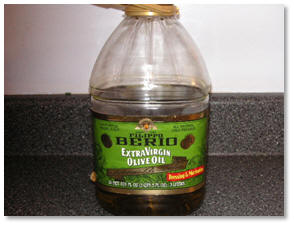 Extra Virgin Olive Oil to Burn Fat