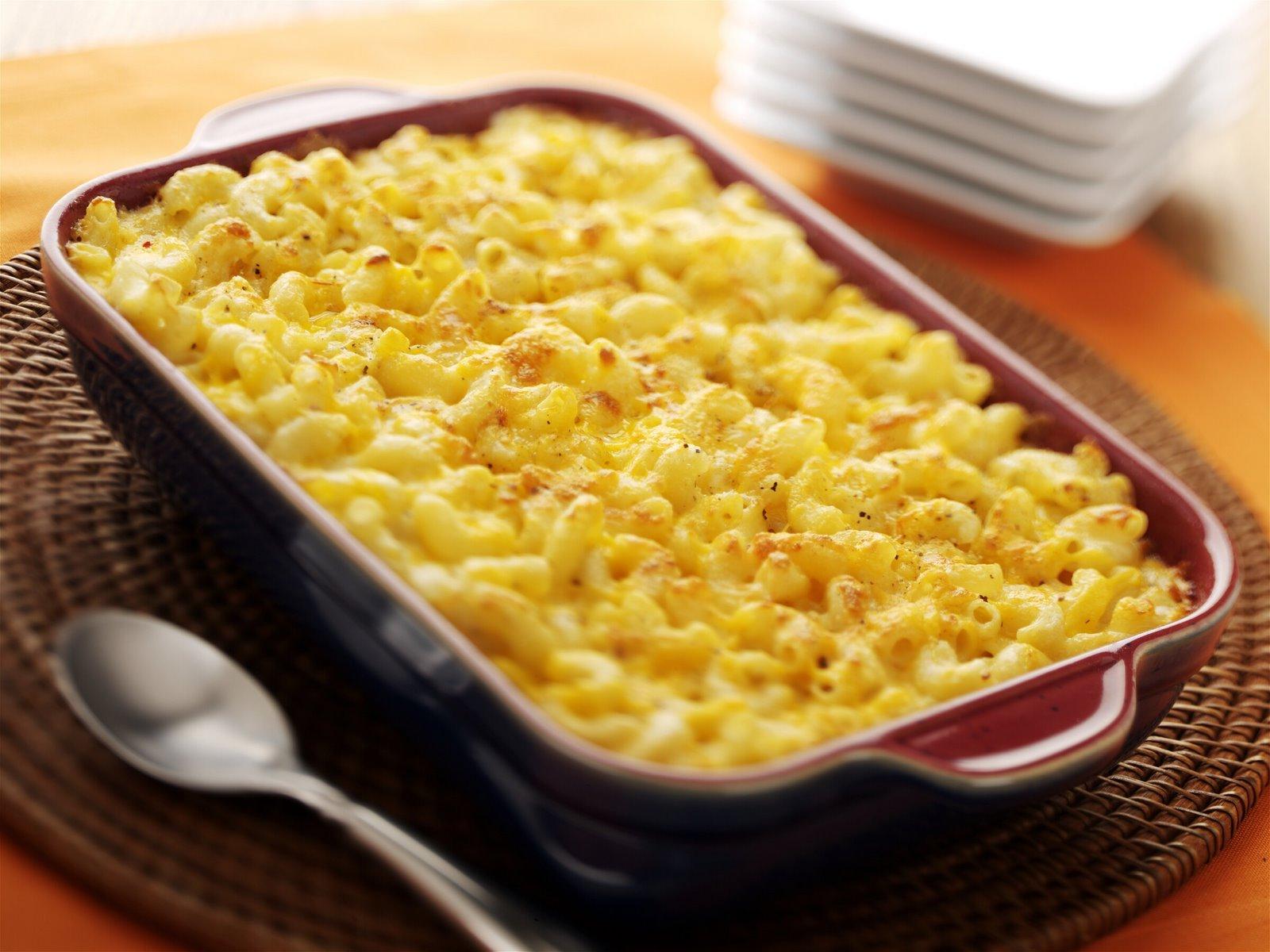 Creamy Mac N' Cheese
