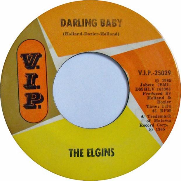 Elgins Darling Baby
