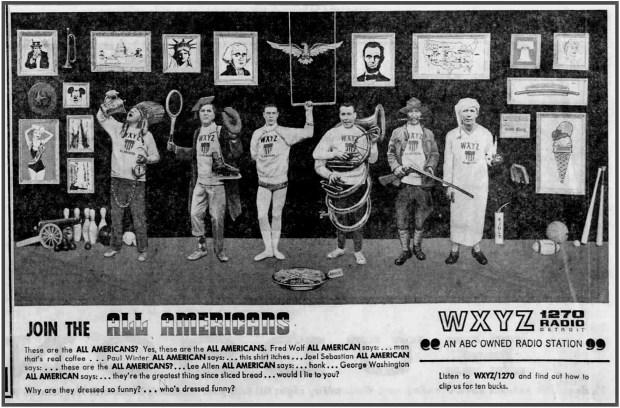 Detroit_Free_Press_Mon__Jan_20__1964_WXYZ_All_Americans_Ad