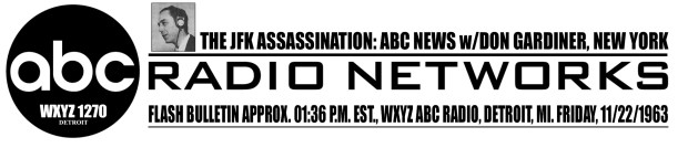 abc-radio-networks-wxyz-jfk-assassination-don-gardiner-mcrfb2-11-22-63