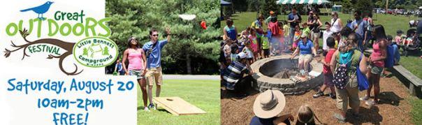 Great Outdoors Festival - Little Bennett Campground