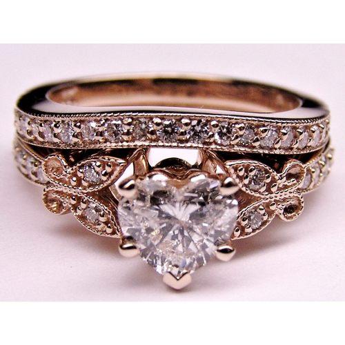 Medium Crop Of Matching Wedding Rings