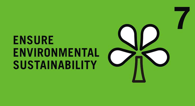 MDG 7: Ensure environmental sustainability