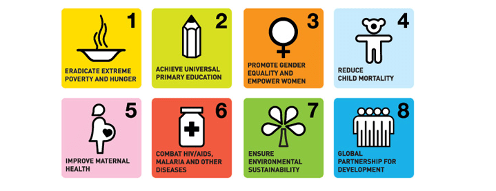 have the millennium development goals mdgs The millennium development goals have targeted eight key areas - poverty, education, gender equality, child mortality, maternal health, disease, the environment and global partnershipeach goal.