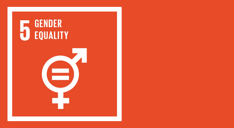 SDG 5 - Gender Equality and Empowerment of Women and Girls